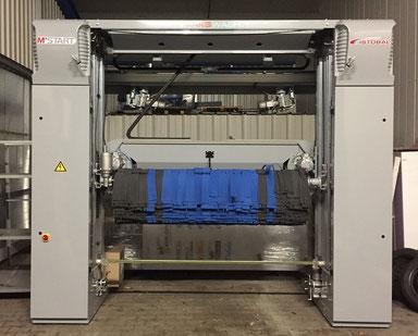 Montage, Service, Reparatur, Kundendienst und Ersatzteile für Istobal Waschanlagen - MAKSWASH
