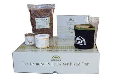 Geschenkset für Hunde Züchter und Hundehalter - Reico Welpenpaket