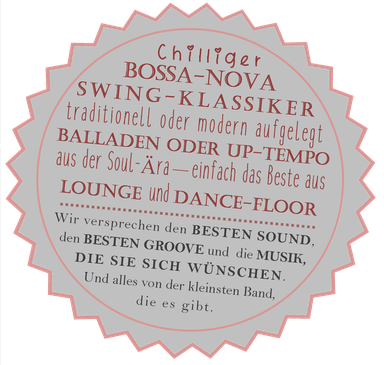 Meyers Band - Loungemusik, Dinnermusik und Tanzmusik