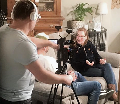 interview out of the box tv chronische ziekte me