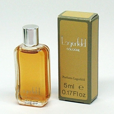 PARFUMS LAGERFELD - COLOGNE 5 ML