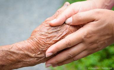 Besuche in Alten- und Pflegeheime