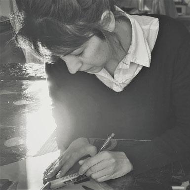 Myriam Hubert - Créatrice de la marque Zam-création / Bijoux de caractère