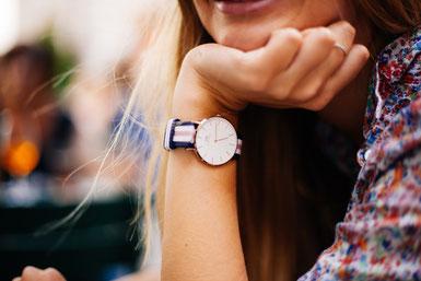 Uhren, Armbanduhr, Taschenuhr