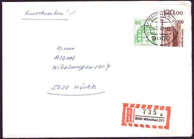 München 211 / d / 8000