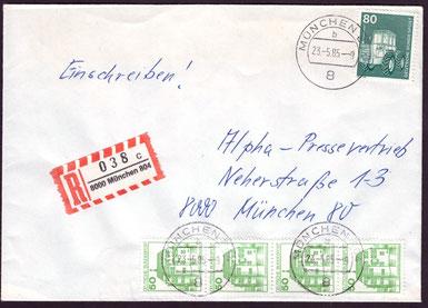 München 804 / b / 8