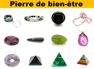 Pierre de bien-être - Boutique de minéraux - Casa bien-être.fr
