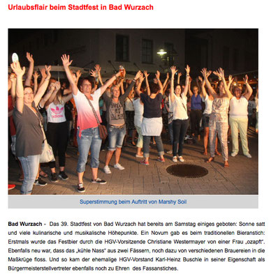 Quelle: diebilschirmzeitung.de, 28.08.2016