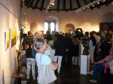 le vernissage expo 2014