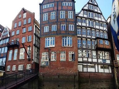 Hamburg by Rickshaw - Altstadt
