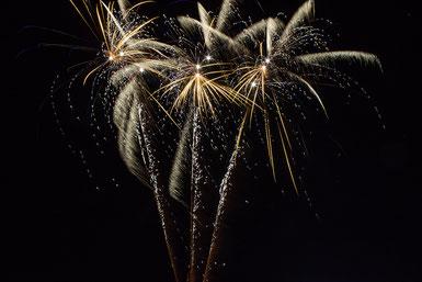 Hochzeit Feuerwerk Heitlinger Hof Östringen