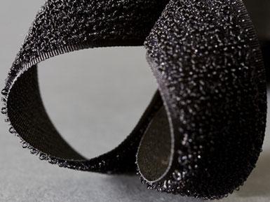 Klettverschluss und Klettband in profi Qualität made in germany in deutschland gefertigt. Deutsche Klettsysteme