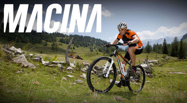 test vtt macina race KTM