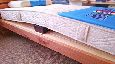 ベッドをカビから守る方法 / マニフレックスは、全種類体感できるマニステージ福岡へ。