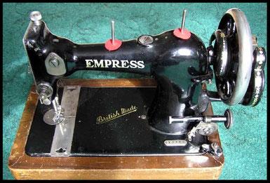 Jones 472.468 EMPRESS  ( The NeedleBar )