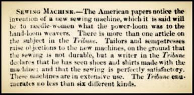 Glasgow Sentinel - 25 December 1852