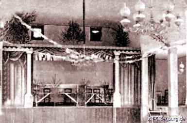 Der Saal des Gasthofes (1903)