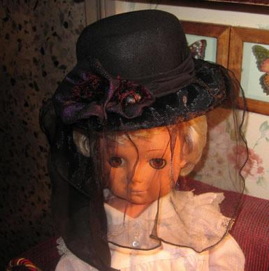 шляпа для куклы своимируками