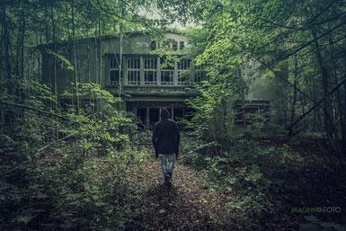 Lost Place, Verlassenes Kino