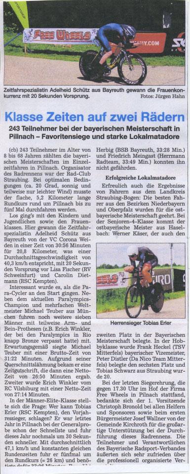 Quelle: Straubinger Tagblatt 11.05.2017
