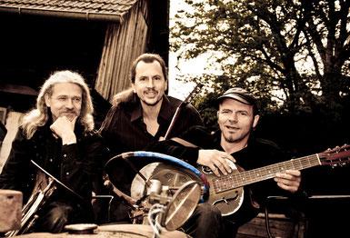 """06.09.2015 Werkstatt Murberg Blues- & Countrybrunch mit """"Charlie & die Kaischlabuam"""" und den """"Mysterious Bluesmen"""""""