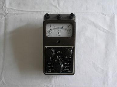 Hartmann & Braun  Multimeter Typ. Elavi 1