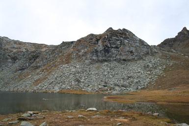 Le lac du Louché