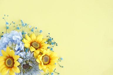 ピンクのチューリップ。
