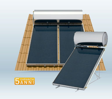 Solare Termico Sime Natural 200S