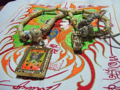 Kruba Krissana's Amulet