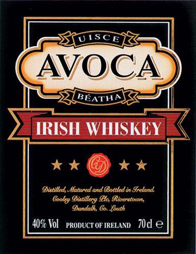 Avoca Irish Whiskey