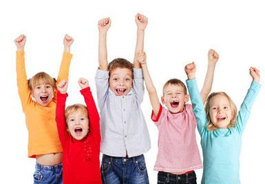 Calme  Concentré  pour les enfants avec le cabinet de sophrologie à villeneuve sur lot LES CLES DU BIEN ETRE