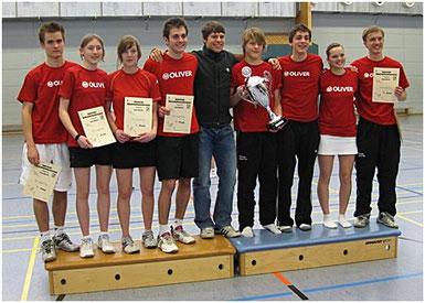 Matthias, Muriel, Giulia, Robin, Michael Fuchs, Dominik, Michael T., Natalie, Sebastian