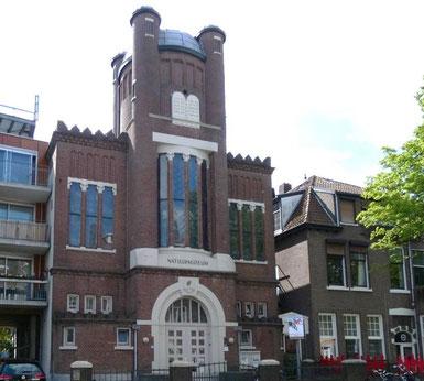 Nieuwe Synagoge Gerard Noodtstraat 121 Nijmegen rijksmonument