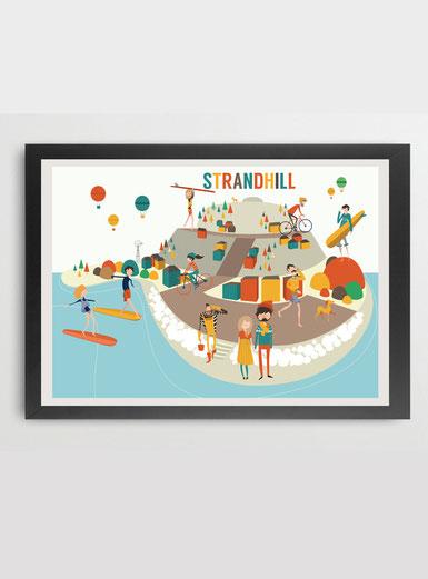 Gary Reddin, Art, Strandhill