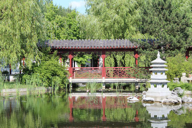 Berlin Gruppenreisen Gärten der Welt grün Oase Tagesfahrt Busreisen
