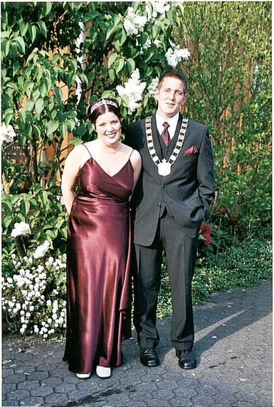 Maikönigspaar 2003