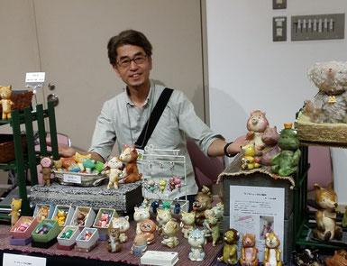 田岡正臣 i-ppoたおか  世田谷 経堂 ハンドメイド作家