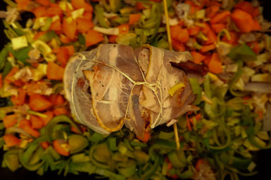 Rezept Wildfleisch Taube Ringeltaube