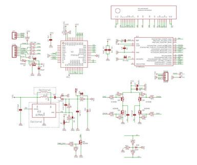 模块电路图