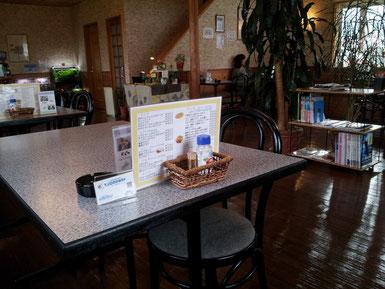 奈良県葛城市の喫茶店