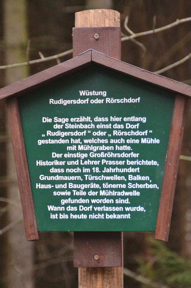 Bild: Seeligstadt Rüdigersdorf Massenei