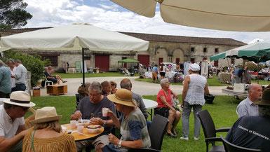 Vide- grenier annuel au Château de Boisverdun dans le Lot-et-Garonne