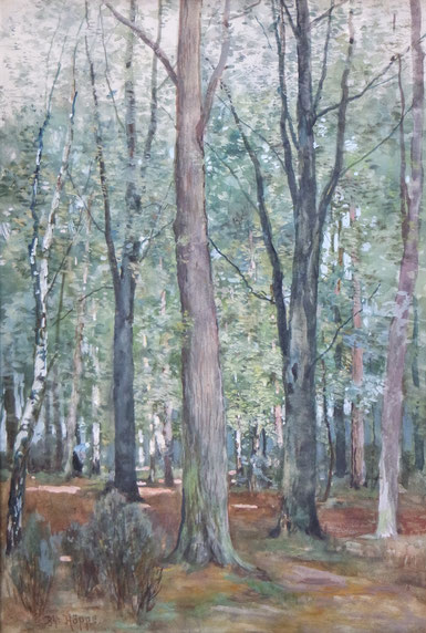 te_koop_aangeboden_een_kunstwerk_van_bernard_ferdinand_hoppe_ 1841-1922