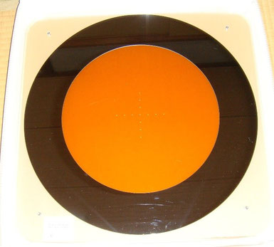 450mm carrier, mountable 300mmwafer