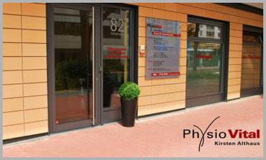 physiotherapeut frankfurt