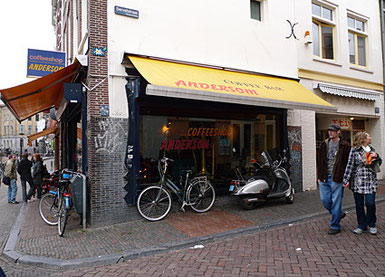 coffee shop andersom utrecht