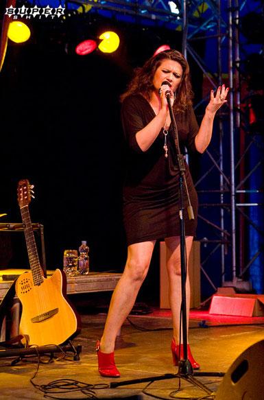 chanteuse pop festival allemagne