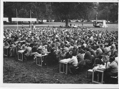 Parc GAUTIER : réunion syndicale