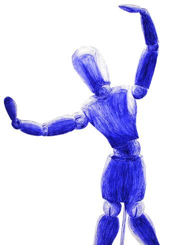 Zeichnung Anatomie Figur by artfpy